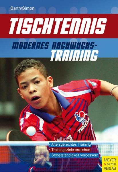 Buch Tischtennis Modernes Nachwuchstraining