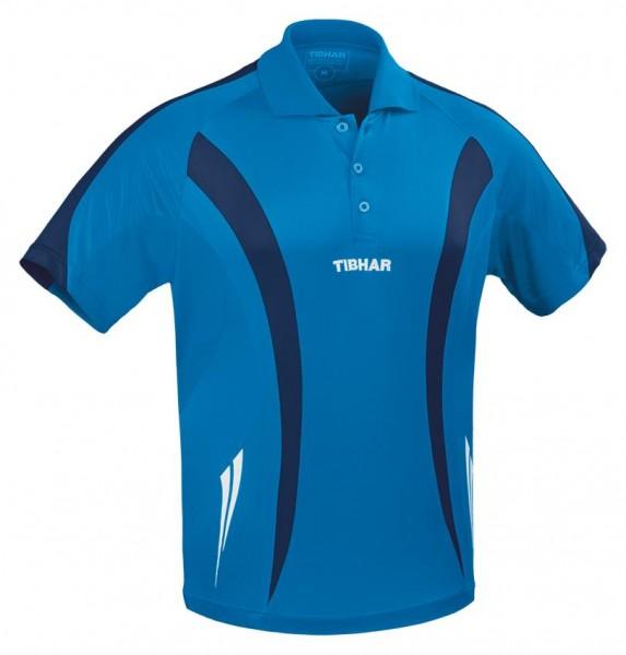 Tibhar Hemd Scala blau/marine