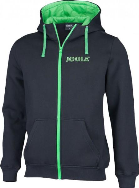 Joola Hoody Danny schwarz/grün