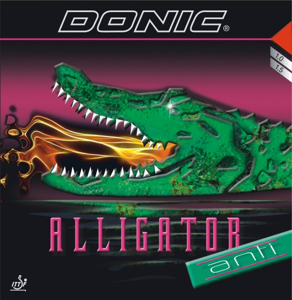 Donic Belag Alligator Anti