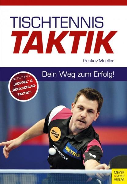 Buch Tischtennis-Taktik