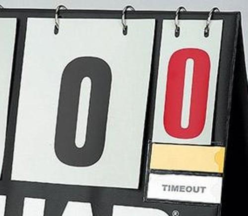 Tibhar Ersatzzahlen für Zählgerät Time Out