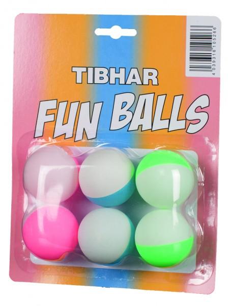 Tibhar Fun Balls 2-farbig