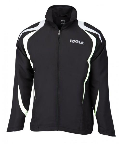 Joola Anzugjacke Squadra schwarz/weiß