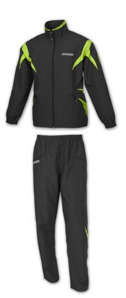 Donic Anzug Viper schwarz/grün