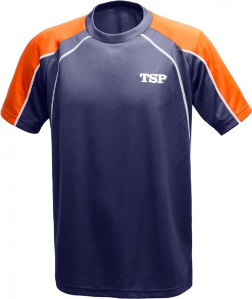 TSP T-Shirt Mirai navy/orange
