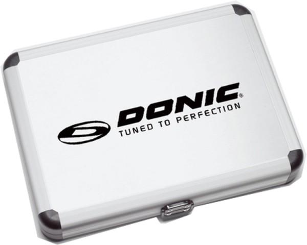 Donic Alu-Schlägerkoffer silber