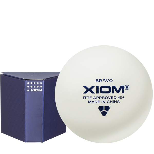 Xiom Ball Bravo 40+ *** ABS 6er Pack
