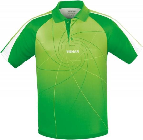 Tibhar Hemd Thunder grün