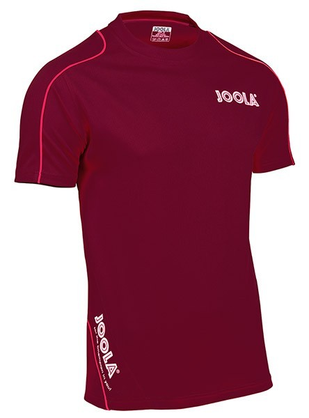 Joola T-Shirt Competition bordeaux