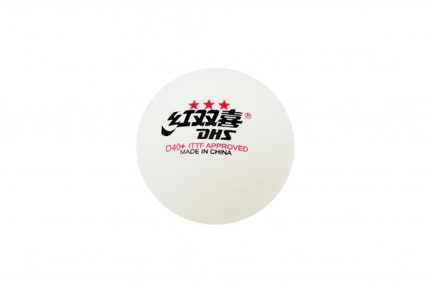DHS Ball Dual D40+ *** ABS 100er-Pack (10x10er)