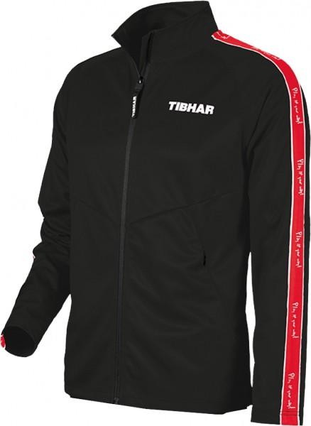 Tibhar Anzugjacke Primus schwarz/rot