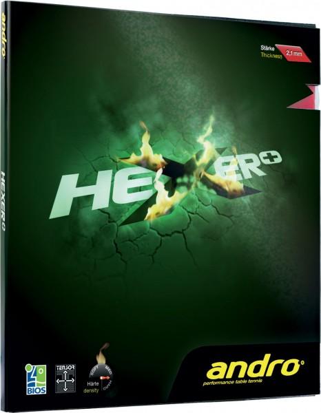 andro Belag Hexer Plus