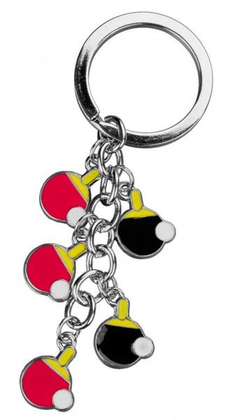 Tibhar Schlüsselanhänger Tischtennis