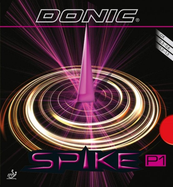Donic Belag Spike P1
