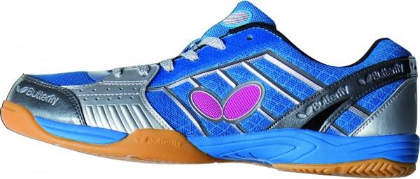 Butterfly Schuh Lezoline Sonic blau