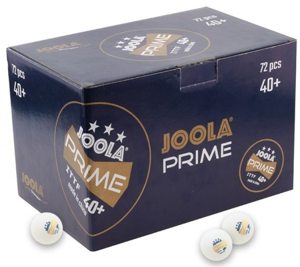 Joola Ball Prime 40+ ABS *** 72er Pack