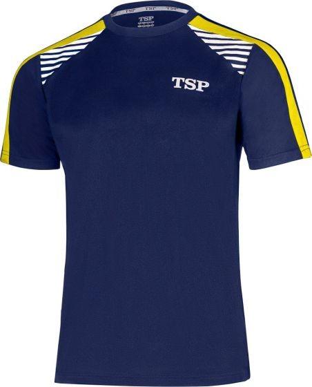 TSP T-Shirt Kuma navy/gelb
