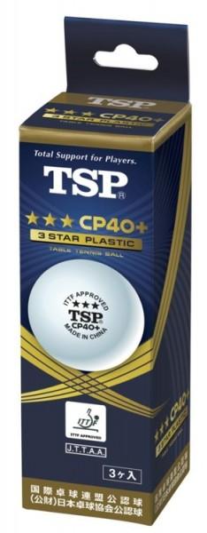 TSP Ball CP40+ *** 3er Pack
