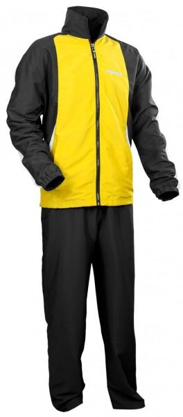 Tibhar Anzug Club schwarz/gelb