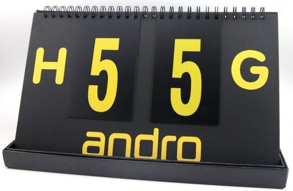 andro Spielstandsanzeiger Scorer