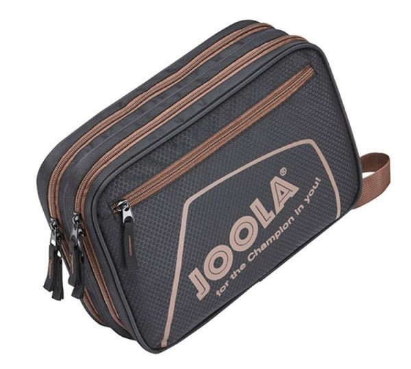 Joola Doppelhülle Safe 17 schwarz/braun
