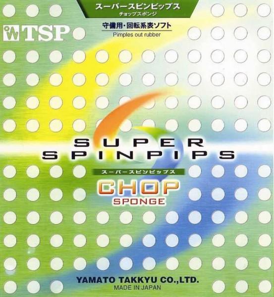 TSP Belag Super Spinpips Chop