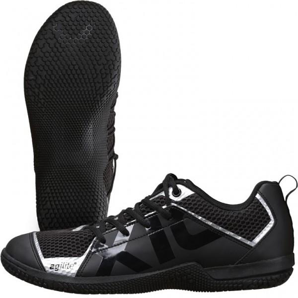 Xiom Schuh Footwork 2 schwarz/silber