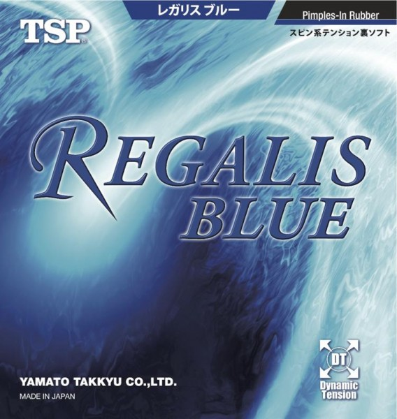TSP Belag Regalis Blue