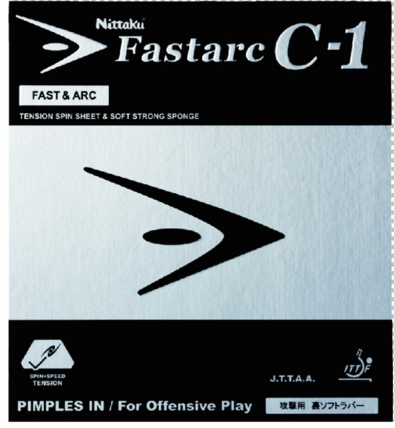 Nittaku Belag Fastarc C-1