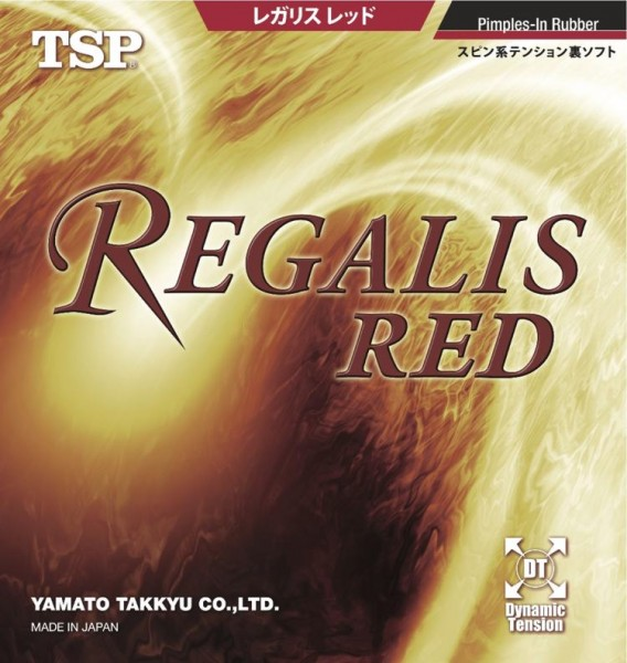TSP Belag Regalis Red