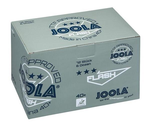 Joola Ball Flash 40+ *** nahtlos 72er Pack