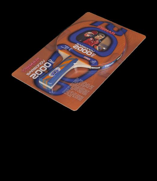 Tibhar Komplettschläger Samsonov 2000 Pro