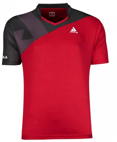 Joola T-Shirt ACE rot/schwarz