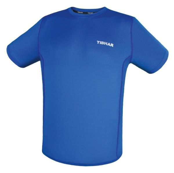 Tibhar TT-Shirt Select blau