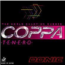 Donic Belag Coppa Tenero