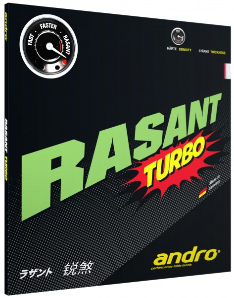 andro Belag Rasant Turbo