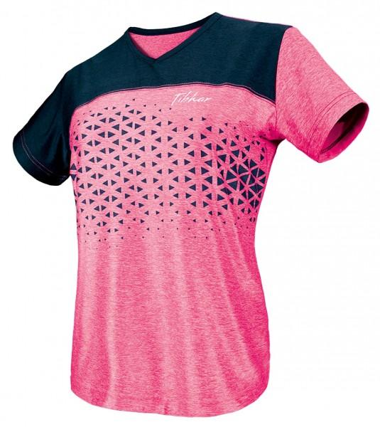 Tibhar Hemd Game Pro Lady pink/marine