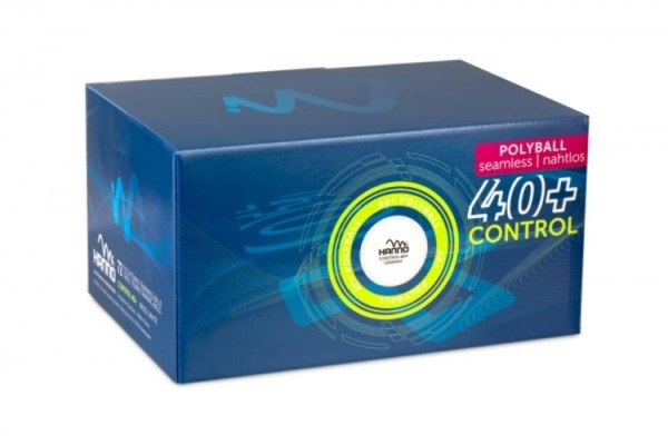 Hanno Ball 40+ Control nahtlos 72er Pack