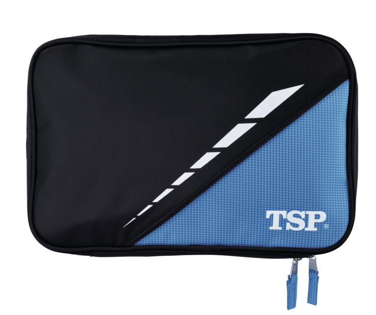 TSP Hülle Osaka schwarz/blau | Doppelhüllen | Taschen ...