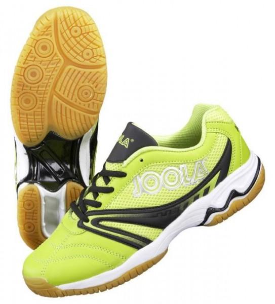 Joola Schuh X-Step grün
