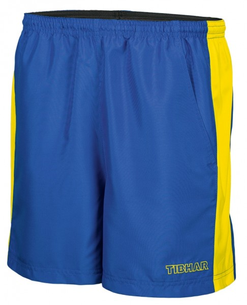 Tibhar Short Arrows Men blau/gelb