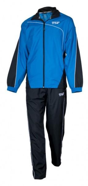 TSP Anzug Akara blau/schwarz/weiß