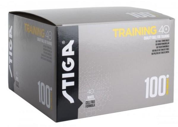 Stiga Ball Trainer ABS 40+ 100er Pack