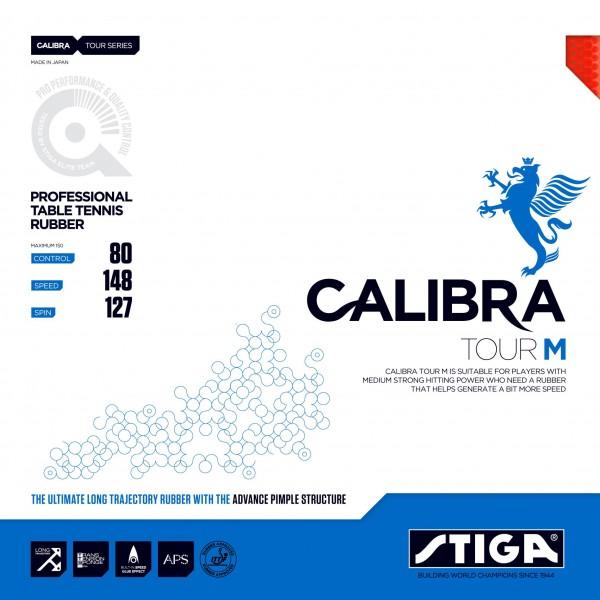 Stiga Belag Calibra Tour M