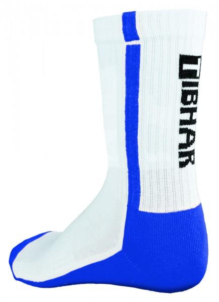Tibhar Socke Pro weiß/blau