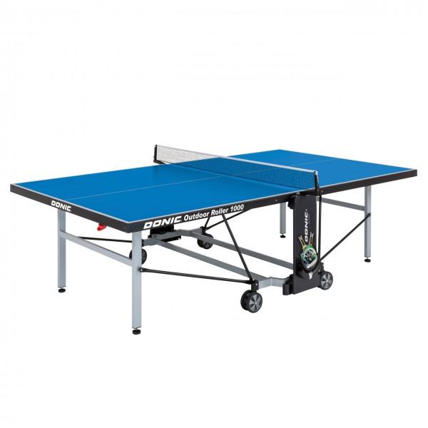 Donic Tisch Outdoor Roller 1000 blau