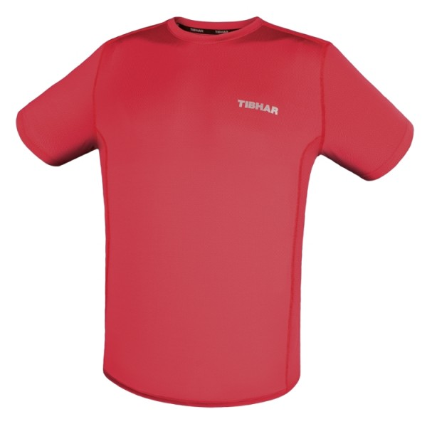 Tibhar TT-Shirt Select rot