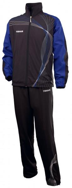 Tibhar Anzug Jazz schwarz/blau