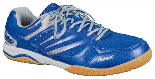Tibhar Schuh Titan Ultra Strong blau/silber